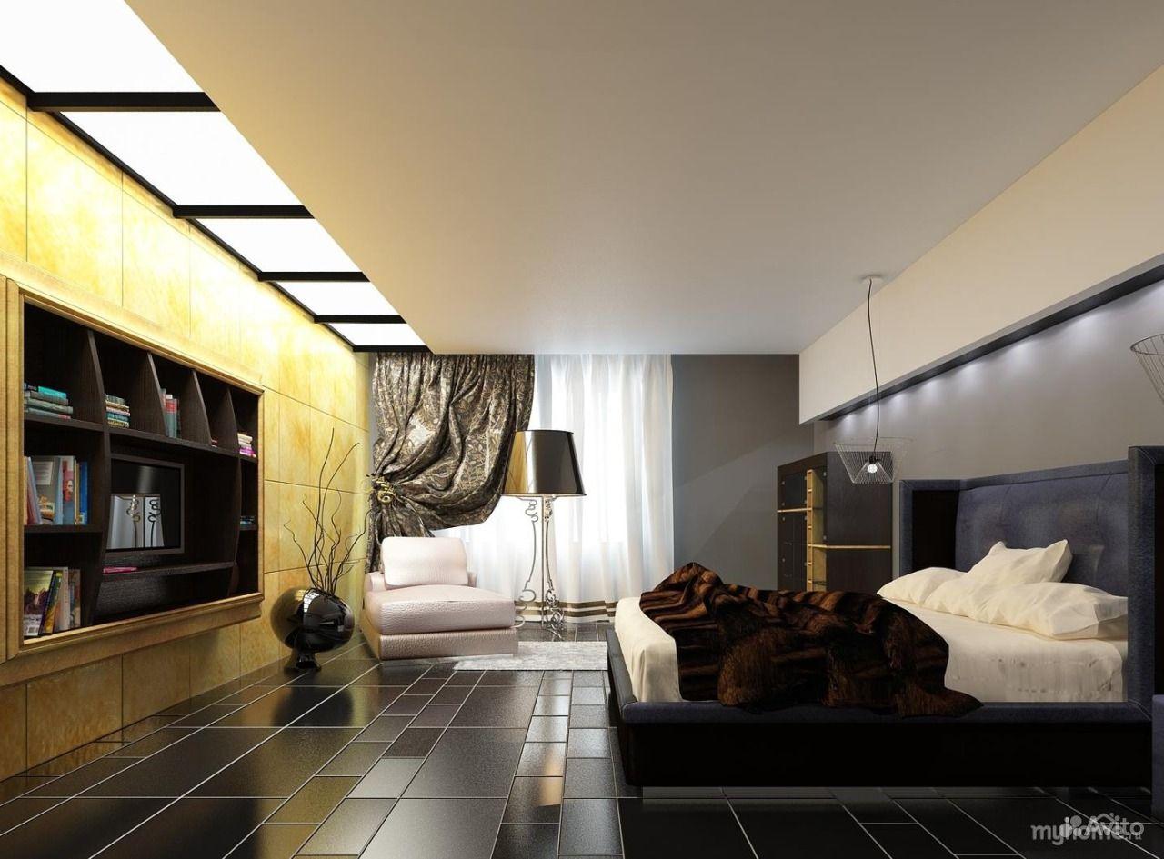 Интерьер квартиры 3d