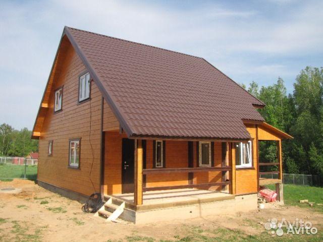 Продаю: Дом 146 м на участке 9 сот.. Калужская область, Балабаново