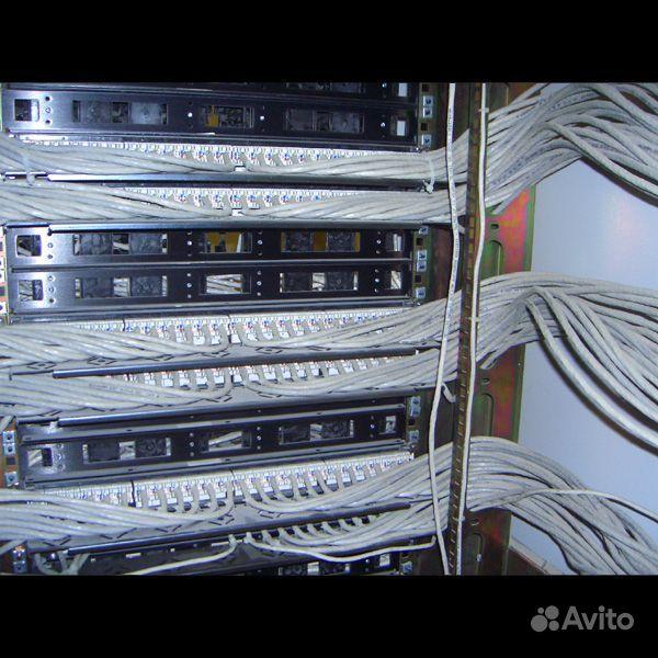 Оптические коннекторы, патч-корды40. . Розетки RJ45, патч-панели, кабельны