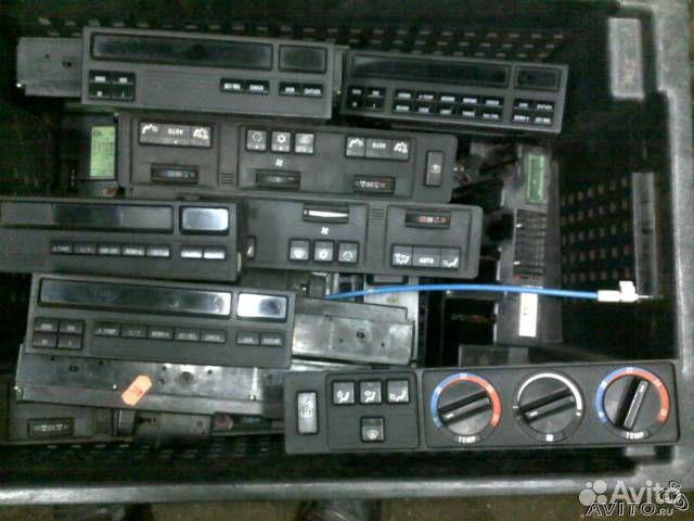 Блоки управления бмв Е32, Е34,