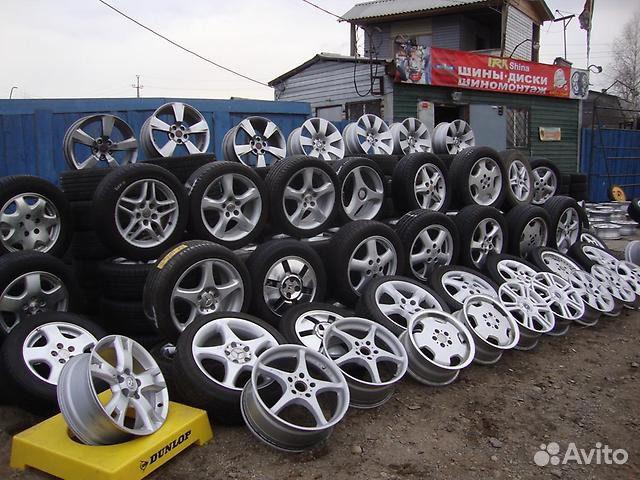 купить колеса на сахалине широко