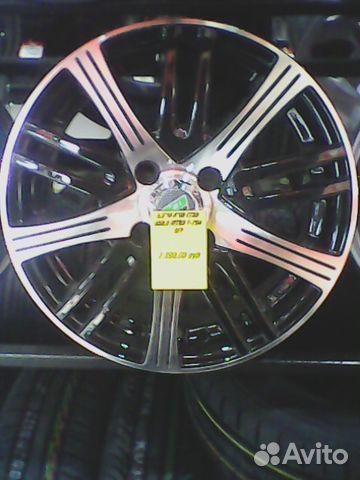 Литые диски R14 4x98 ET35 DIA58.6 Nitro Y-294 купить в Республике ...
