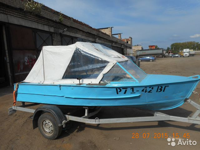 продажа лодок мкм на авито