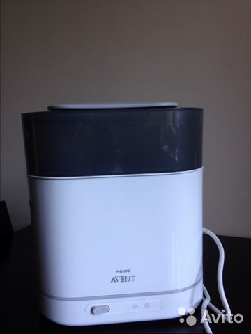 Philips-Avent Электрический стерилизатор 4 в 1 SCF286/ 3