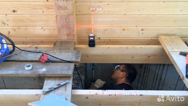 Баня электрика своими руками видео