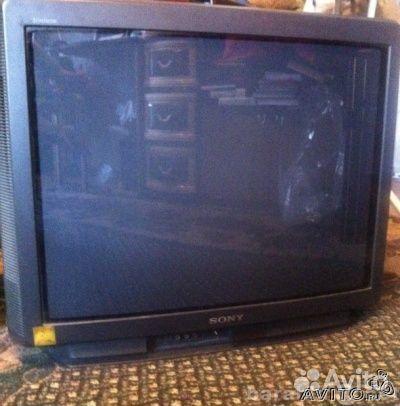 телевизора Sony KV 14M1K
