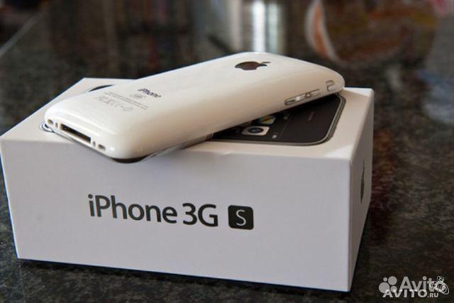 В продаже iPhone 3GS 16GIG по выгодной цене c фотографиями и описанием