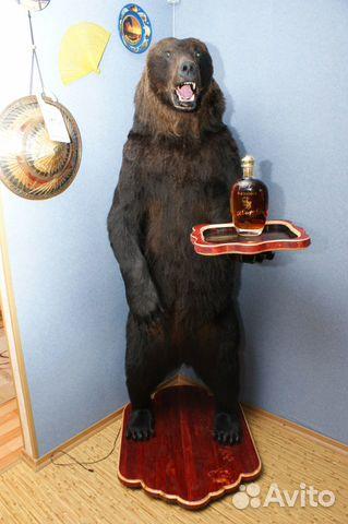 Как сделать чучело медведя своими руками 64