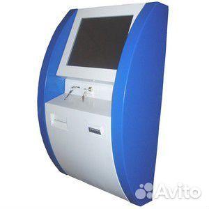 Терминалы оплаты комплектация Эконом лайт : купюроприемник CashCode.