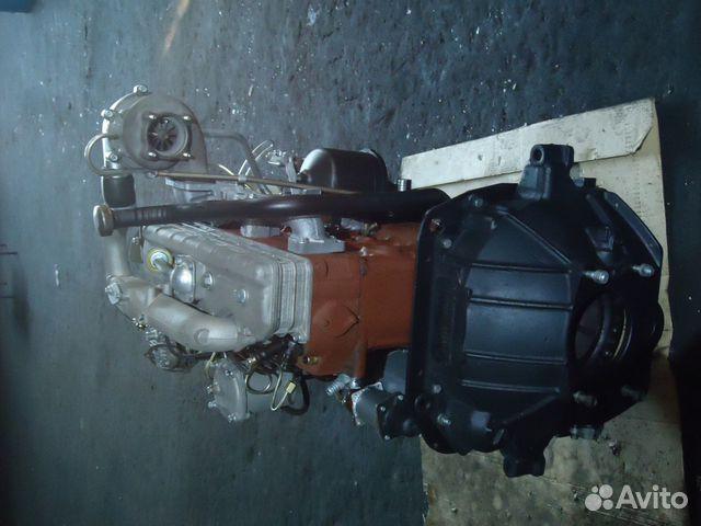 Фото двигателя зил бычок