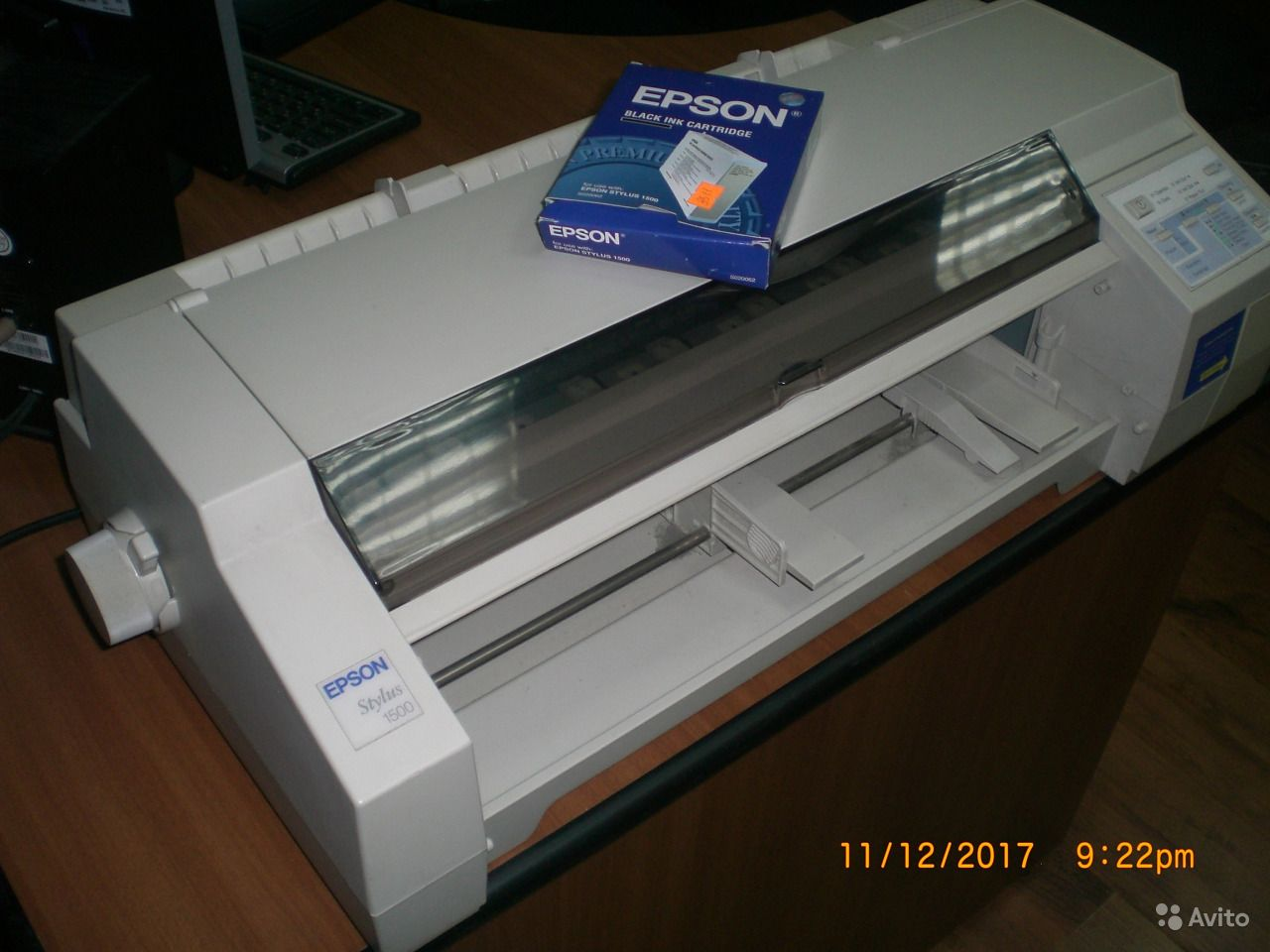 EPSON STYLUS 1500 DRIVERS DOWNLOAD