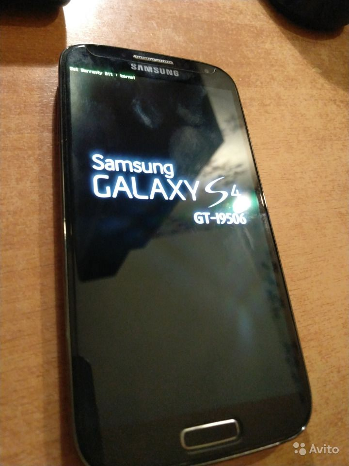 SAMSUNG Galaxy S4 LTE+ GT-I9506 Black Edition