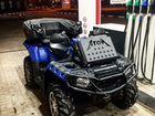 Квадроцикл Polaris 850 touring eps 2011
