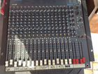 Микшерный пульт soundcraft spirit FX16