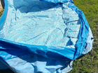 Продаю надувной бассейн Intex объявление продам