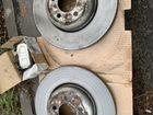 Тормозные диски 370мм bmw f30+ колодки