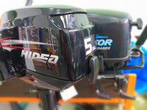 Лодочный мотор Hidea HDF 5 FHS