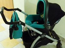 Коляска 3 в 1 Peg Perego Book Plus S Pop-Up Set Mo