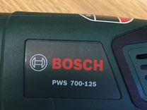 Угловая шлифовальная машина bosch PWS 700-125 — Ремонт и строительство в Москве