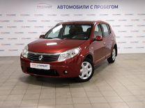 Renault Sandero, 2010 г., Казань