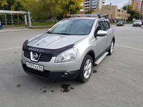 Nissan Qashqai, 2008 г., Новосибирск