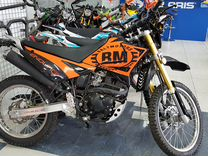 Новый мотоцикл BaltMotors Enduro 200 DD