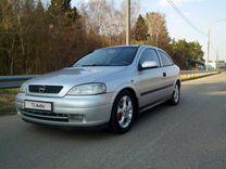Opel Astra, 2001 г., Москва