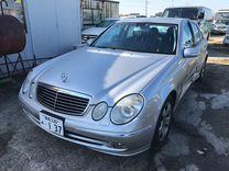В разбор Mercedes-Benz W211 E350