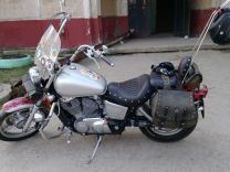 Honda vt1100 shadow spirit 2007 г