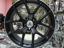 Новые диски на Mersedes AMG R18 5*112 Разноширокие