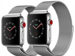 Apple Watch Series 3 38/42mm Milanese Loop