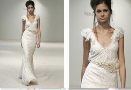Платье Свадебное Vera Wong Couture