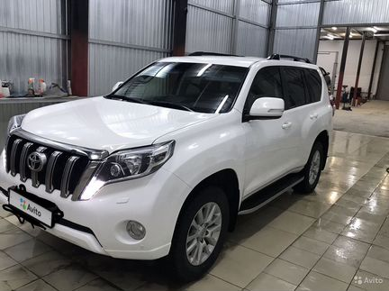 Toyota Land Cruiser Prado, 2015
