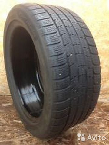 Michelin Pilot Alpin PA 2 225/45 R17— фотография №1