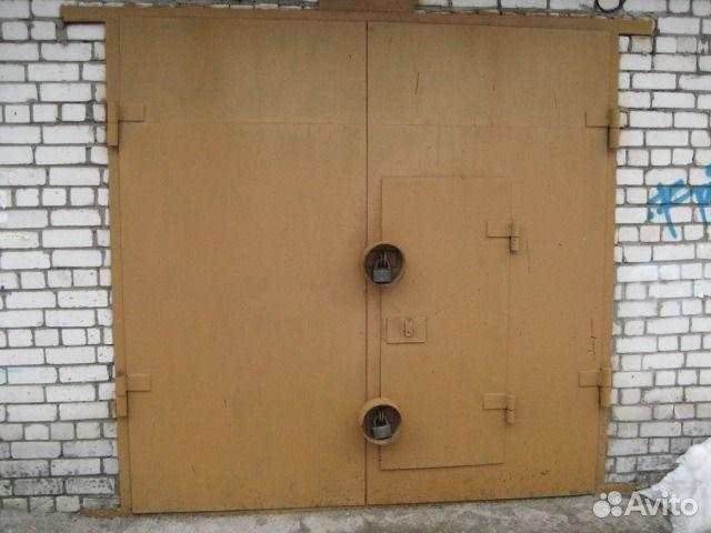 гаражные ворота в нижегородской области