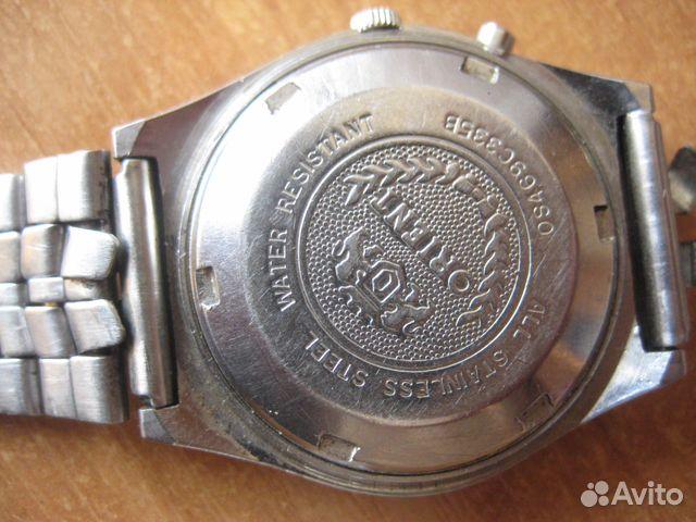 Наручные часы ORIENT купить на ЯндексМаркете