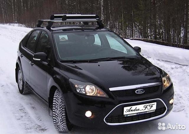 форд фокус 11-го года в москве после замершей
