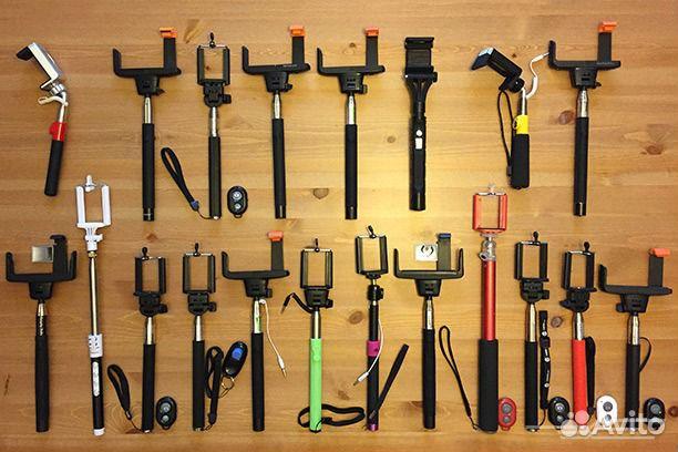 Селфи палки (моноподы) для телефонов и аксессуары купить в Санкт ... 482468a3e21