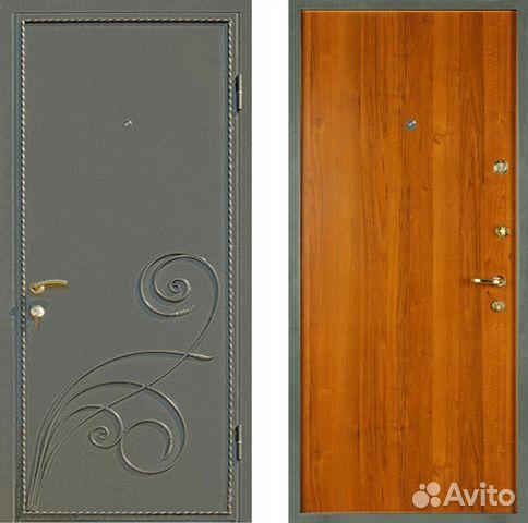 купить дверь техническую металлическую недорого в домодедово