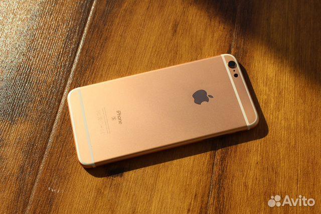 фото айфон 6s золото