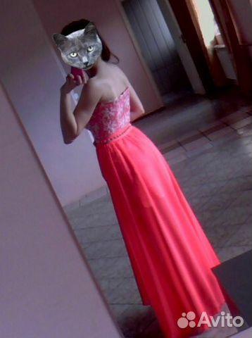 Выпускное платье. Размер XS-S