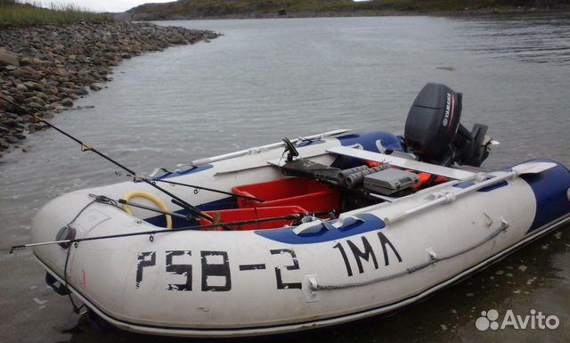 лодочные моторы морского исполнения