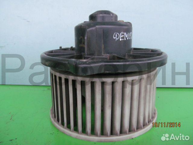 mazda demio электродвигатель на печку