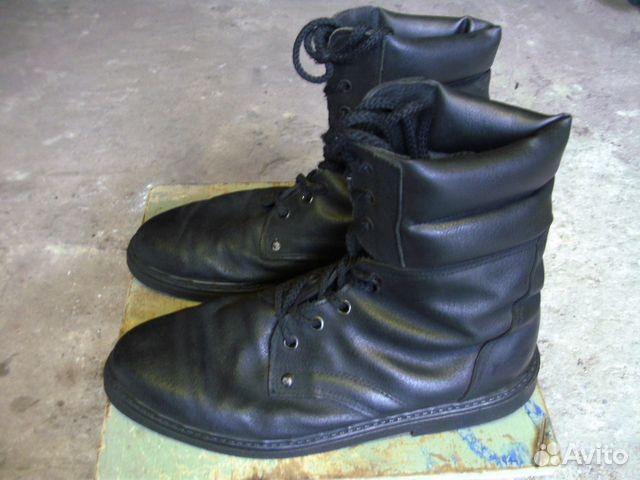 8dd6074bab2b Берцы (ботинки) армейские, кожаные купить в Воронежской области на ...