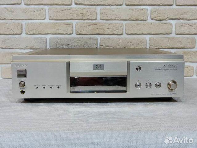 Sony SCD-XA777ES / CD плеер
