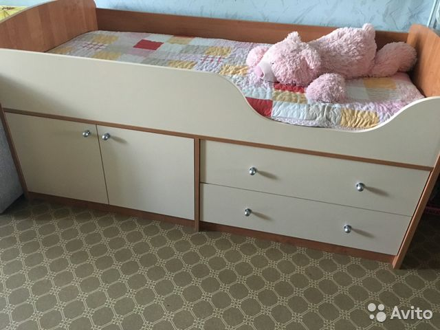 Детская кровать от 3 лет