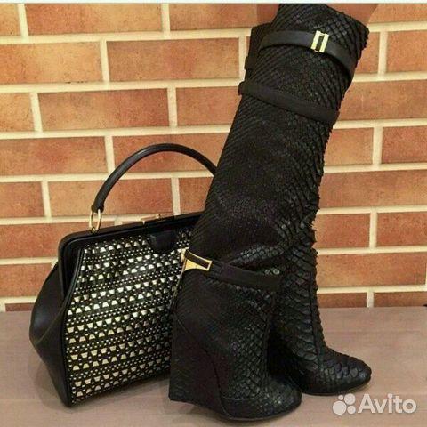 Каталог кожаной брендовой обуви, туфли ботильоны сапоги