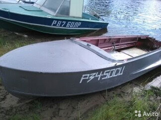 лодки казанки бу в ульяновске на авито