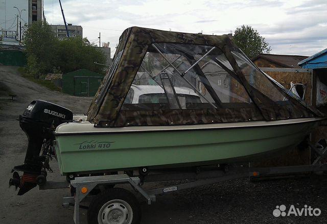 прицеп для лодок в мурманске