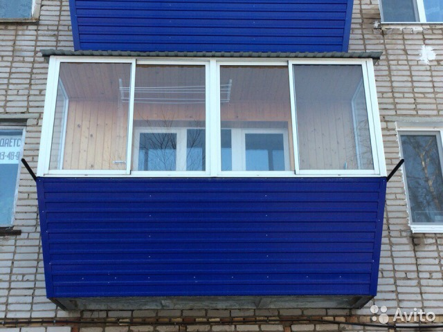 Услуги - балконы гарантия качественно выполненной работы в р.